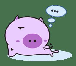 Piglet - Phoebe sticker #1136517