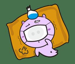 Piglet - Phoebe sticker #1136533