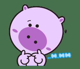 Piglet - Phoebe sticker #1136537