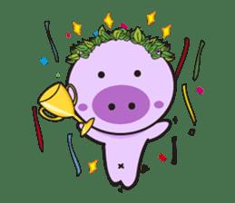 Piglet - Phoebe sticker #1136539