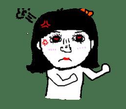 Pixel art boy. sticker #1136902