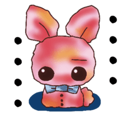 rabbit diary sticker #1137068