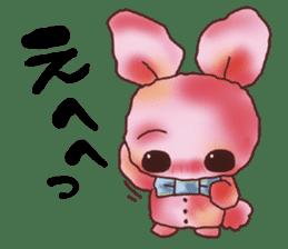 rabbit diary sticker #1137072