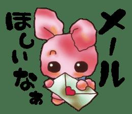 rabbit diary sticker #1137092