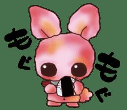 rabbit diary sticker #1137093