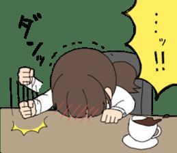 moe otaku girls sticker #1137793
