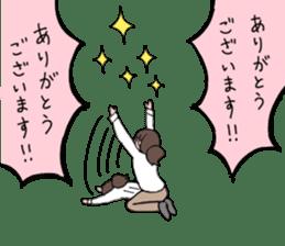 moe otaku girls sticker #1137794