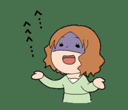 moe otaku girls sticker #1137805