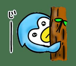 "The forest fairy ""Monacorosuke"" sticker #1139080"