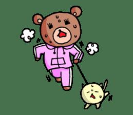 Innocent girl, Miriko sticker #1139287