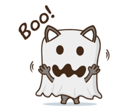 Popo and Friends Halloween Collection sticker #1140166