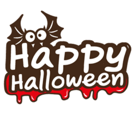 Popo and Friends Halloween Collection sticker #1140183