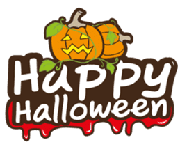 Popo and Friends Halloween Collection sticker #1140184