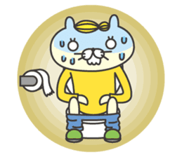 cat  businessman sticker #1140659