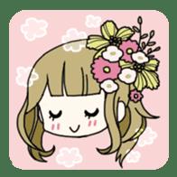 40 Girls Sticker sticker #1140946