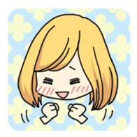 40 Girls Sticker sticker #1140947