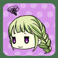40 Girls Sticker sticker #1140959
