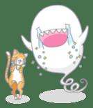Obake-san sticker #1141521