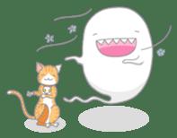 Obake-san sticker #1141529