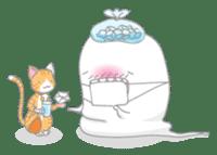 Obake-san sticker #1141532