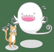 Obake-san sticker #1141534
