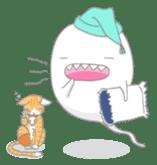 Obake-san sticker #1141537