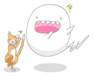 Obake-san sticker #1141539