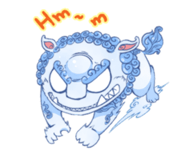 Spirit House : Lucky Monsters sticker #1142123