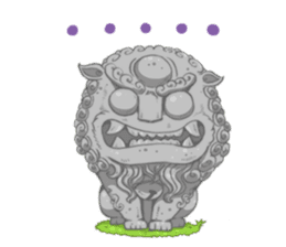 Spirit House : Lucky Monsters sticker #1142125