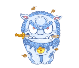 Spirit House : Lucky Monsters sticker #1142132
