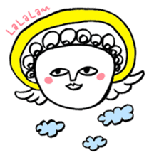 Love Love Angel sticker #1143066