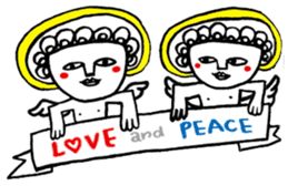 Love Love Angel sticker #1143071