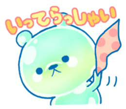 Bear of the jelly (Melon soda taste) sticker #1143248