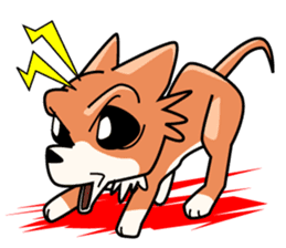 Cute Chihuahua sticker #1143801
