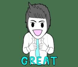 SURA salaryman sticker #1145664