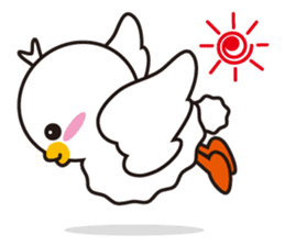 Every day of a duck sticker #1146067