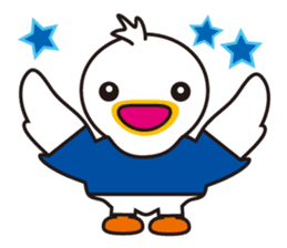 Every day of a duck sticker #1146086