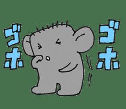 Five Yin and Yang theory - water sticker #1146136