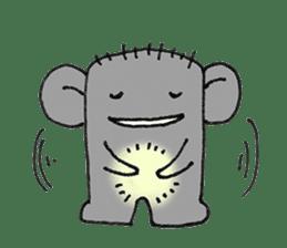 Five Yin and Yang theory - water sticker #1146142