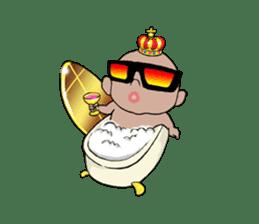 King Surf Boy sticker #1148225