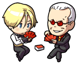 THE KING OF FIGHTERS vol.1 sticker #1149012