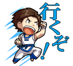 THE KING OF FIGHTERS vol.1 sticker #1149018