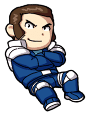 THE KING OF FIGHTERS vol.1 sticker #1149019