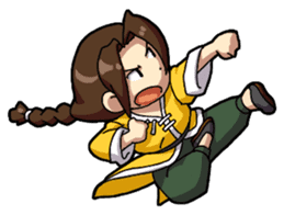 THE KING OF FIGHTERS vol.1 sticker #1149021