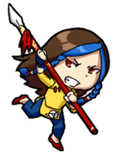 THE KING OF FIGHTERS vol.1 sticker #1149023