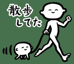 Marshmallow to excuse sticker #1151887