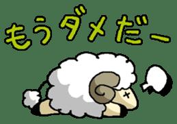 sheep sticker #1151912