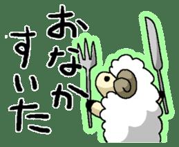 sheep sticker #1151920
