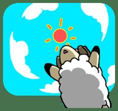 sheep sticker #1151935