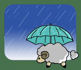 sheep sticker #1151936